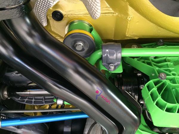 E46 M3 Underside Restoration Redish Motorsport