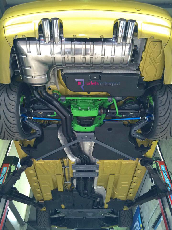 BMW Auto Repair >> E46 M3 Underside Restoration - Redish Motorsport ...