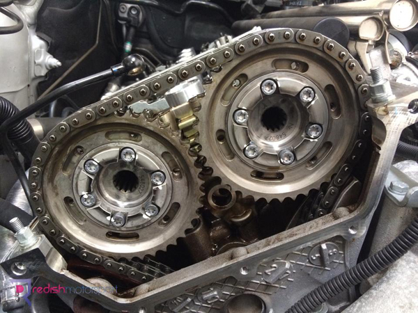 E46 M3 Vanos Overhaul - Redish Motorsport - Specialists for