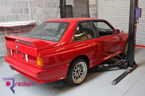 3-series E30 - Redish Motorsport - Specialists for BMW M