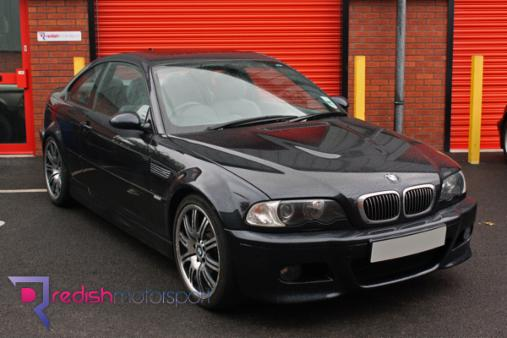 3-series E46 - Redish Motorsport - Specialists for BMW M